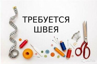спатифилум женское счастье в Кыргызстан: Требуются швеи!)  Хорошие условия труда: светлое, чистое помещение, ве
