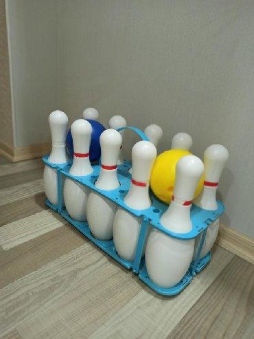 oyuncag - Azərbaycan: Bowling oyuncagi iki top