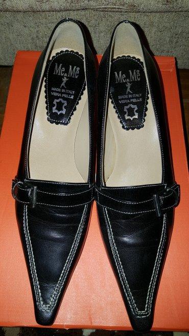 Nove kozne cipele iz italije. Broj 39. - Belgrade