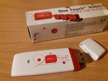 Alcatel-one-touch-pixi-2-4014x - Srbija: Mts one touch usb. sms,viber, whats up