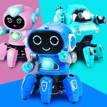 oyuncaq avtovazlar - Azərbaycan: Robot oyuncaq