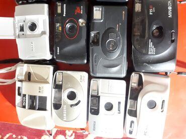 Электроника - Кызыл-Туу: Продаю старые плёночные фотоаппараты