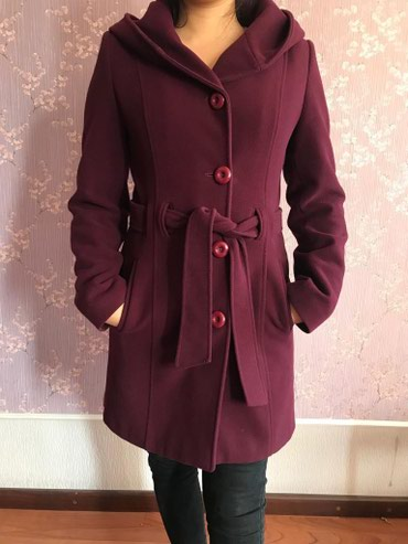 Пальто из Турции в Бишкек