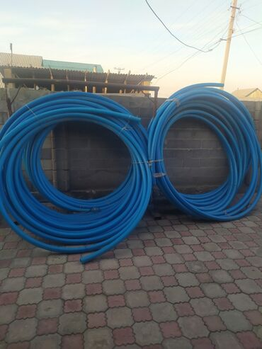 труба квадрат 50х50 цена бишкек в Кыргызстан: Б/у труба сатылат. Труба пьетевой воды. 0555043880 ватсап