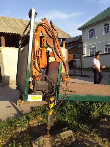 Автозапчасти и аксессуары в Базар-Коргон: Монипулятор даяр бордту менен