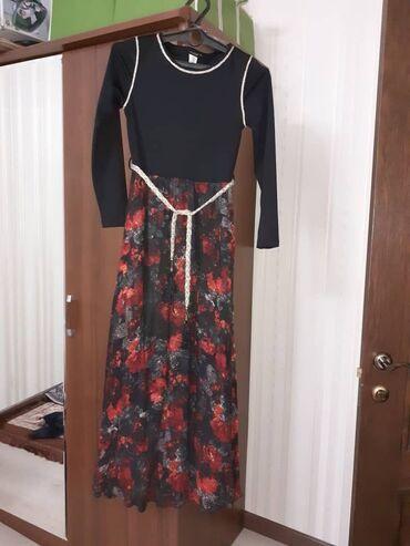 вечернее платье 44 размер в Кыргызстан: Турецкое платье размер 44-46. Одевала один раз, покупала дорого