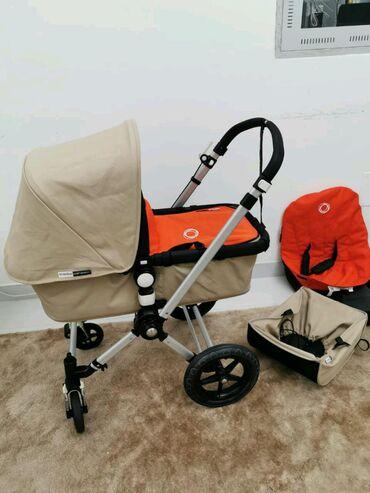прогулочные-коляски-трехколесные в Кыргызстан: Продаётся коляска bugaboo Cameleon оригинал 100% состояние отличное