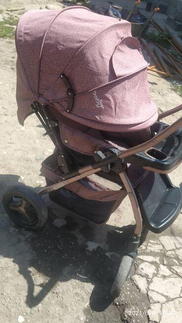 Детский мир - Дмитриевка: Срочно продаю коляску в хорошем состоянии!!!Реальному покупателю будет