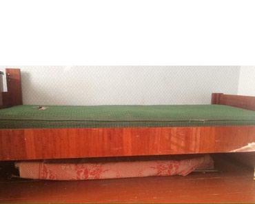Продаю кровать.Матрац не снимается . в Бишкек