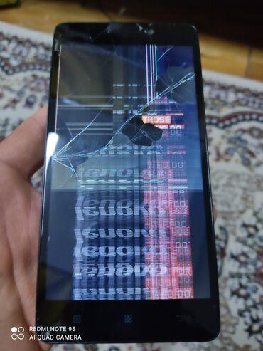 Lenovo 4g смартфон - Кыргызстан: Lenovo k3 Note. 2 sim. 4g интернет. Разбит экран
