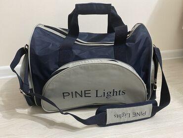 Мужская спортивная сумка в идеальном состоянии