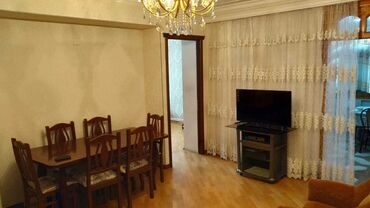 Apartment for rent: 4 bedroom, 100 sq. m, Bakı