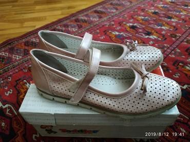 Туфли для девочки 36 размера в отличном состоянии в Бишкек