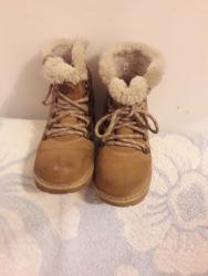 Cipele nisu - Srbija: Kanadjanke - duboke cipele - broj 32/33, iz Švajcarske, obučene