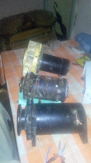 двигатель 12 в Кыргызстан: Продаю генератры г128 г130 вентилируемый двигатель мэ22 12/120