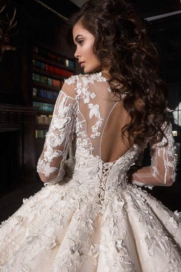 Продается Свадебное платье! Форма: в Бишкек