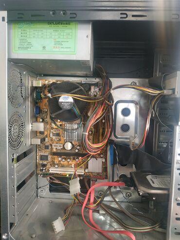 Продаю системник для не сложных задач. Процессор 2 ядра lga775. Память