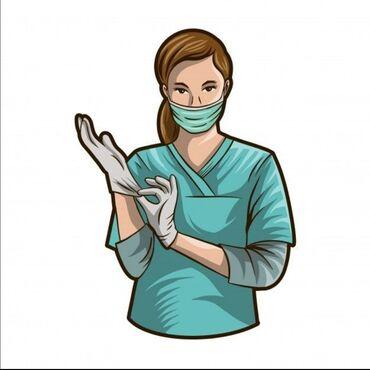 рентген с выездом на дом в Кыргызстан: Опытная медсестра со стажем 15 лет Все виды инъекции. внутримышечные и