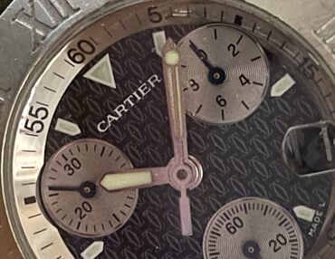Cartier ρολόι σε πόλη καλή κατάσταση