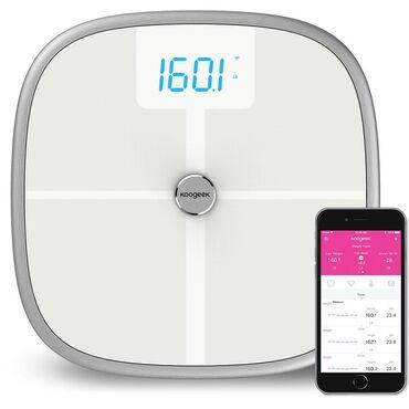 Bluetooth & Wi-Fi умные весы для измерения 8 данных о состоянии