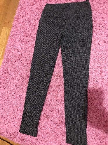 Ostalo | Indija: Pantalone nove uz telo kao helanke xS velicina moze i S cena 900 din