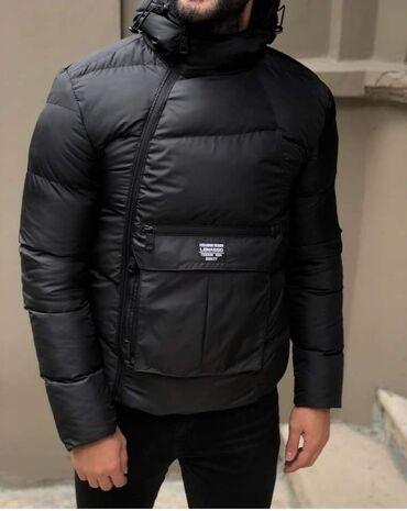Zimske jakne model - Srbija: Model iz najnovije muske zimske kolekcije na stanju i kod