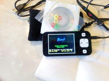 продаю карманный осциллографа DS0201 одноканальный прошит новой прошив в Бишкек