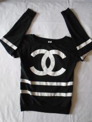 Boy-chanel - Srbija: Chanel duks, kopija, M veličine
