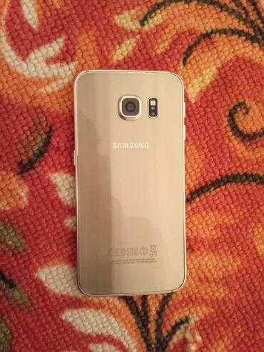 samsung galaxy c7 в Кыргызстан: Б/у Samsung Galaxy S6 Edge 32 ГБ Золотой
