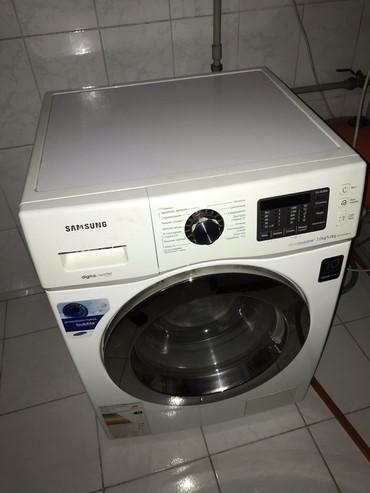 счетная машинка magner 35 в Кыргызстан: Фронтальная Автоматическая Стиральная Машина Samsung 8 кг
