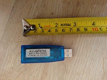 KY-QF9700 Ethernet-USB в оригинале в продаже в Бишкек