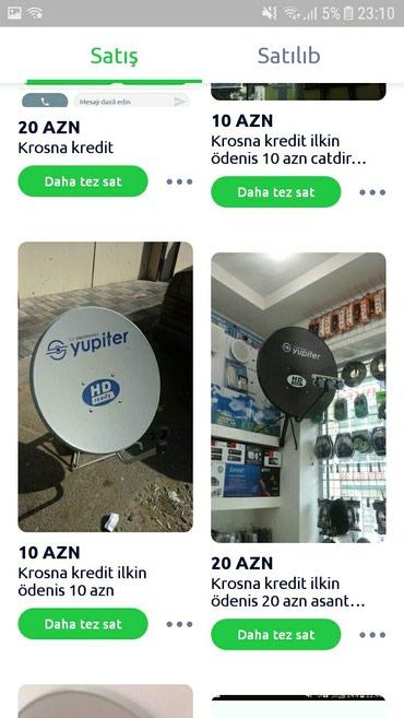 Bakı şəhərində Krosna en serfeli sertdernen evro servisde ilkin ödenis 20 azn rayon