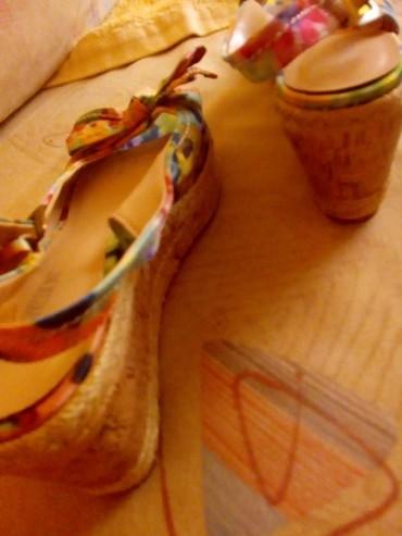 Prelepe sandale vel 37.nenosene - Kraljevo - slika 5