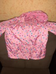 теплые детские ветровки в Азербайджан: Детская куртка ветровка. Возраст 24-36 месяцев. В отличном состоянии