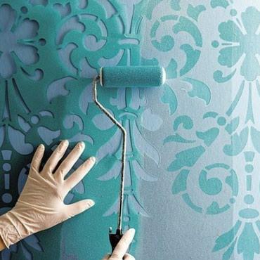 Побелка , Покраска стен и в Бишкек
