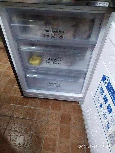 Б/у Двухкамерный холодильник