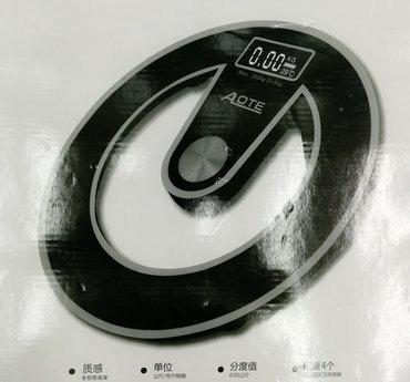 Электронный напольный вес до 180кг в Бишкек