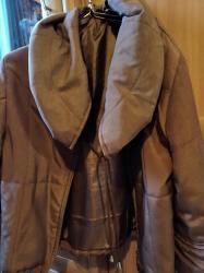 женская куртка осень весна в Кыргызстан: Куртка женская короткая деми, весна-осень. Размер 42-44. Очень мягкая