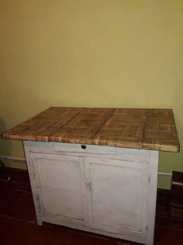 Кухонный стол размер 110×70 в Бишкек