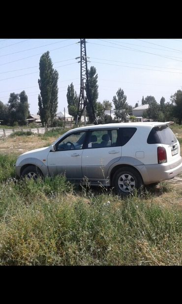 Ssangyong Musso 2003 в Бишкек