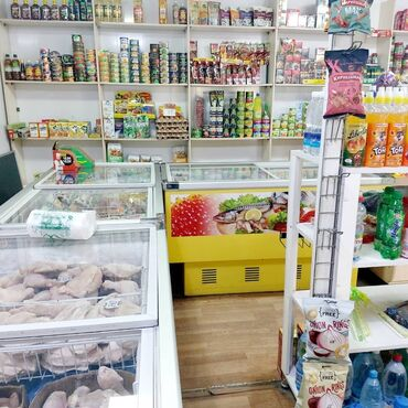 Продаётся продуктовый павильон, 35 кв/м, 3 большие витринные морозильн