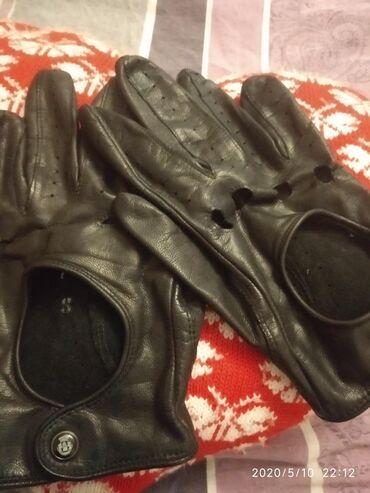 Kozne rukavice - Srbija: Muske,prava koza