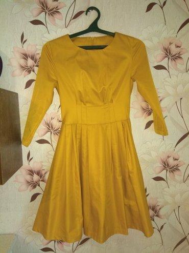Милое платье для девочки лет 12-14. в Бишкек