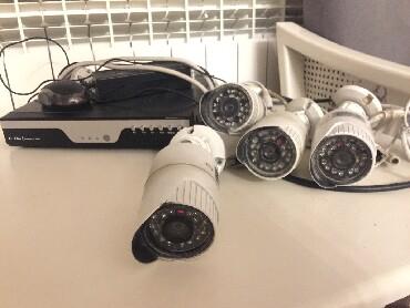 dreamstar ip tv - Azərbaycan: İP kamera satilir. Aparat da İP. 4 chıxıshlidir,3u ishleyir. Birinin