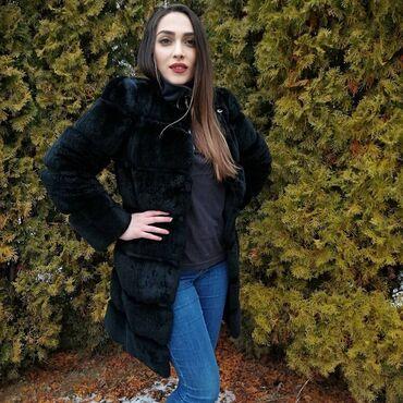 Astrahan bunda - Srbija: Bunda Valentino original zec