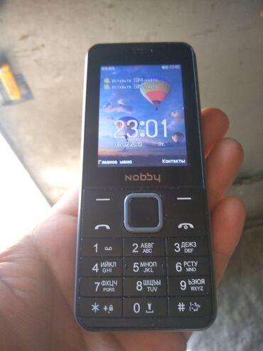 бу авто в кредит без первоначального взноса бишкек в Кыргызстан: Практически новый китайский телефон Nobby. С коробкой и зарядкой