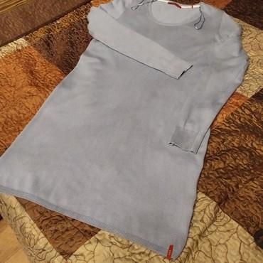Трикотажное платье на 44-46р 800с