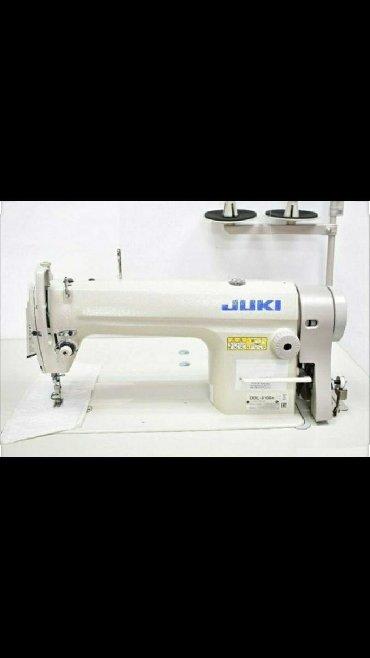 швейную машину juki в Кыргызстан: JUKI DDL-8100- Универсальная прямострочная швейная машина челночного
