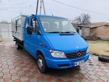 mercedes benz спринтер в Кыргызстан: Mercedes-Benz Sprinter 2.2 л. 2002   237460 км