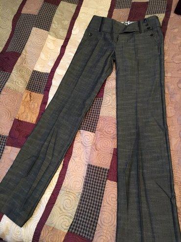 женские брюки классика в Кыргызстан: Брюки классика прямыепроизводство турцияразмер 36состояние